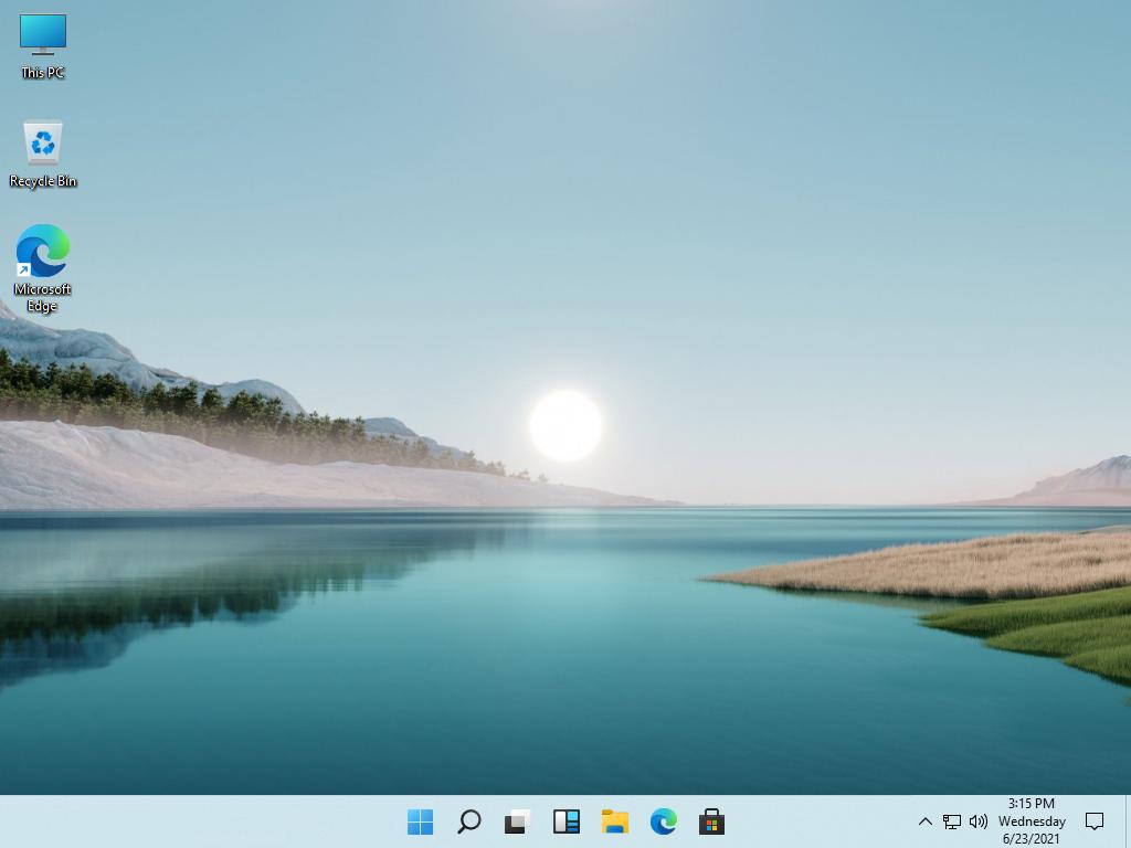 你好,我是Windows 11